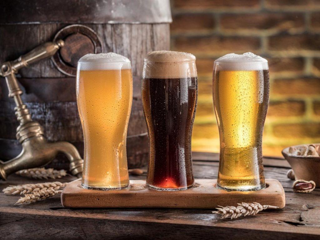 Limpeza em cervejarias e vinícolas
