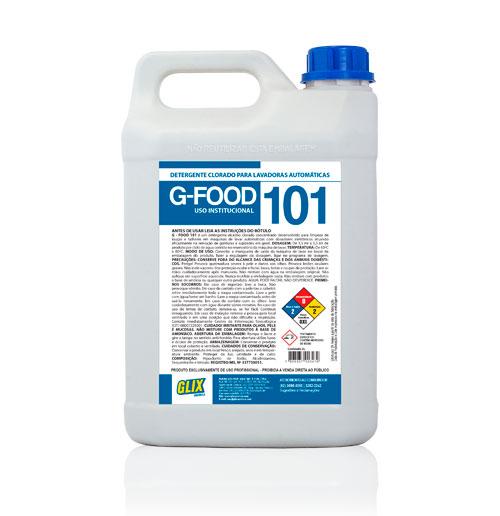 G-FOOD 101