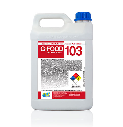 G-FOOD 103