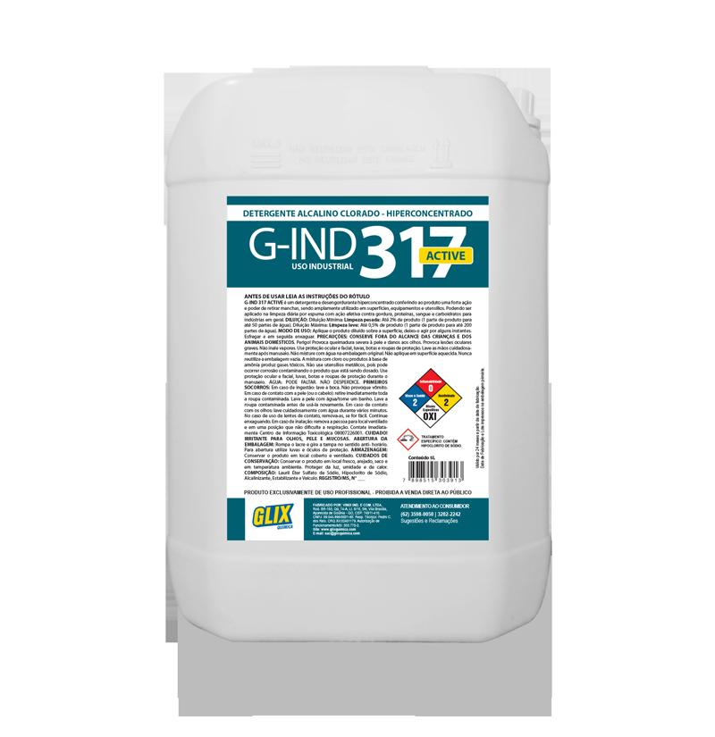 G-IND 317 ACTIVE