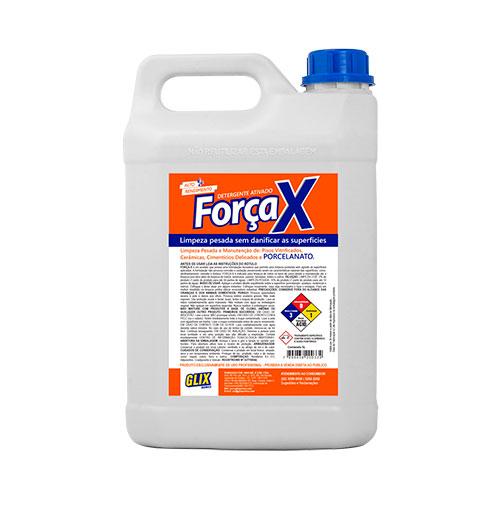 FORÇA – X