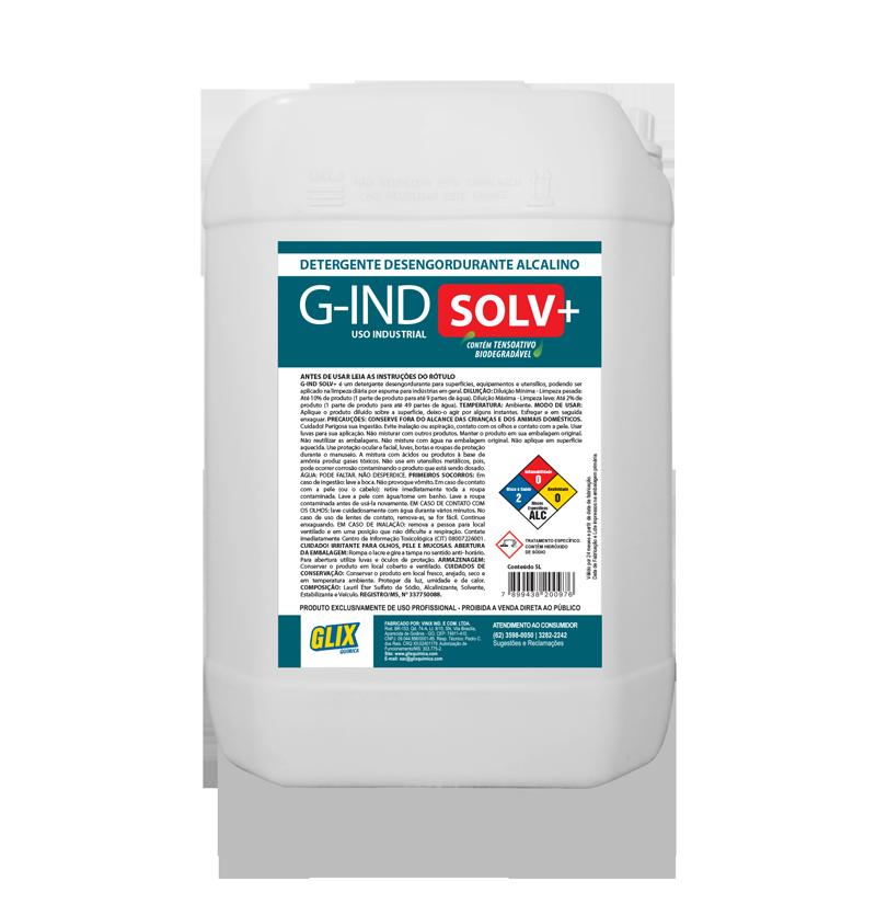 G-IND SOLV+