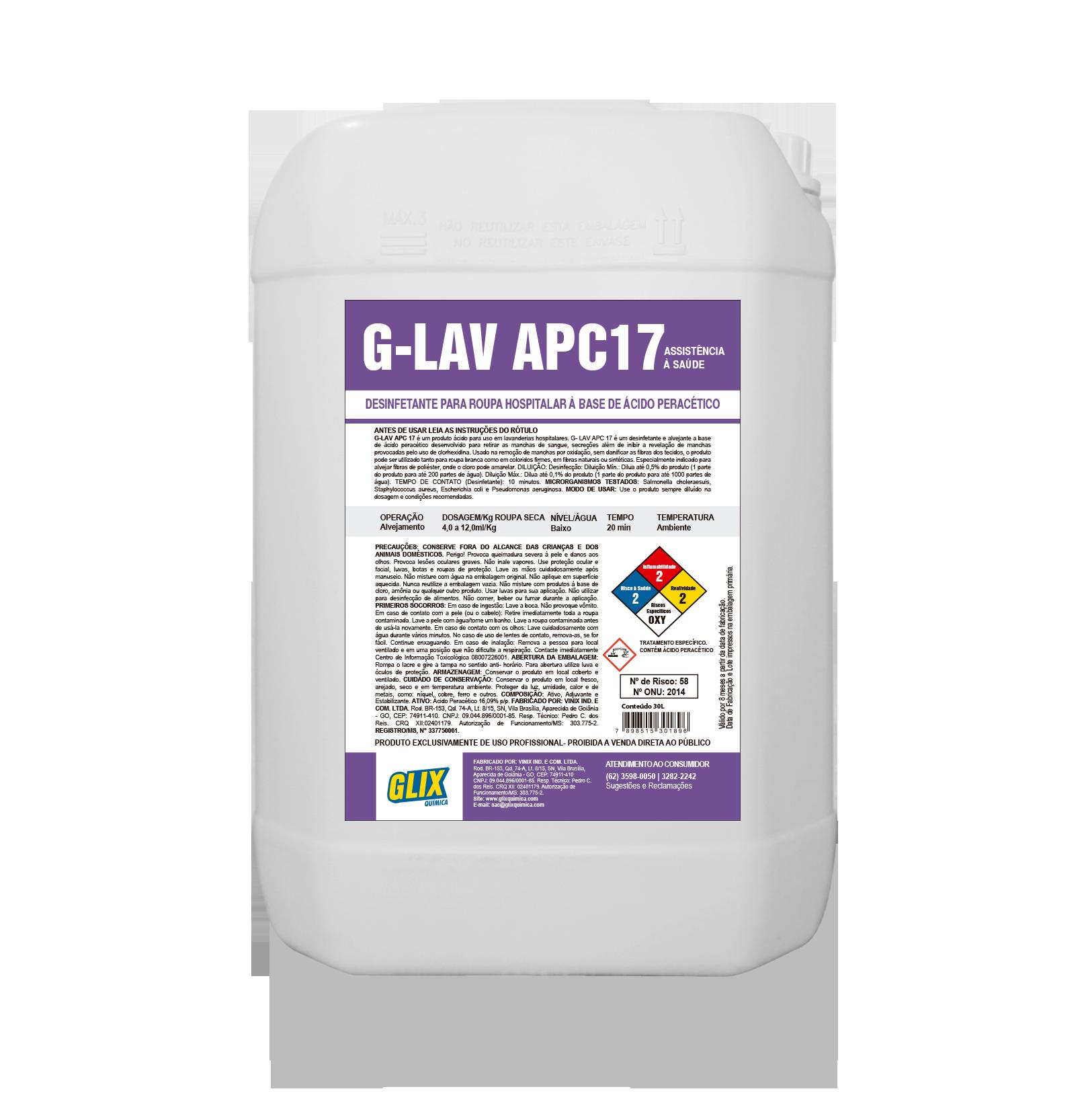 G-LAV APC 17