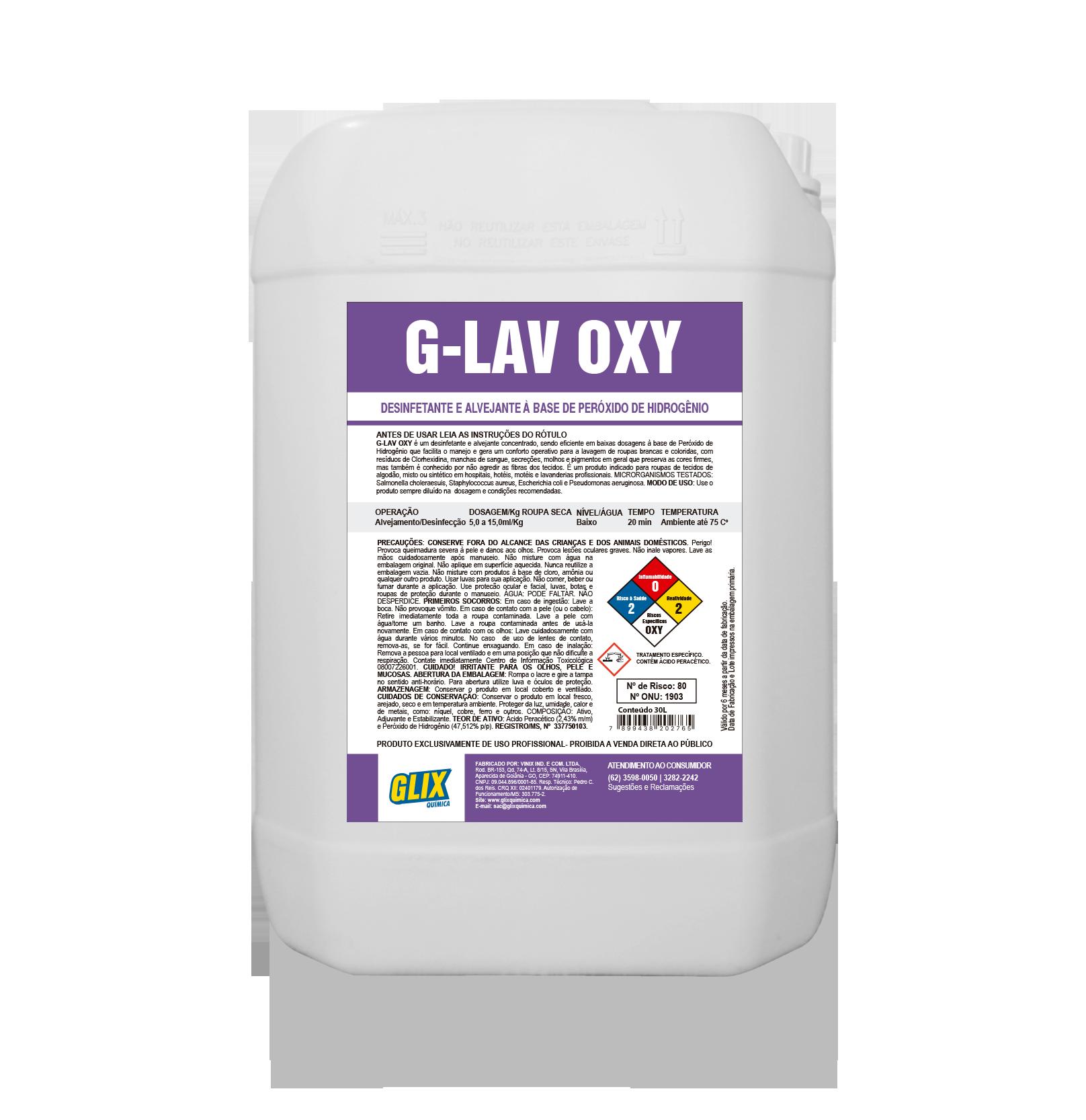 G-LAV OXY