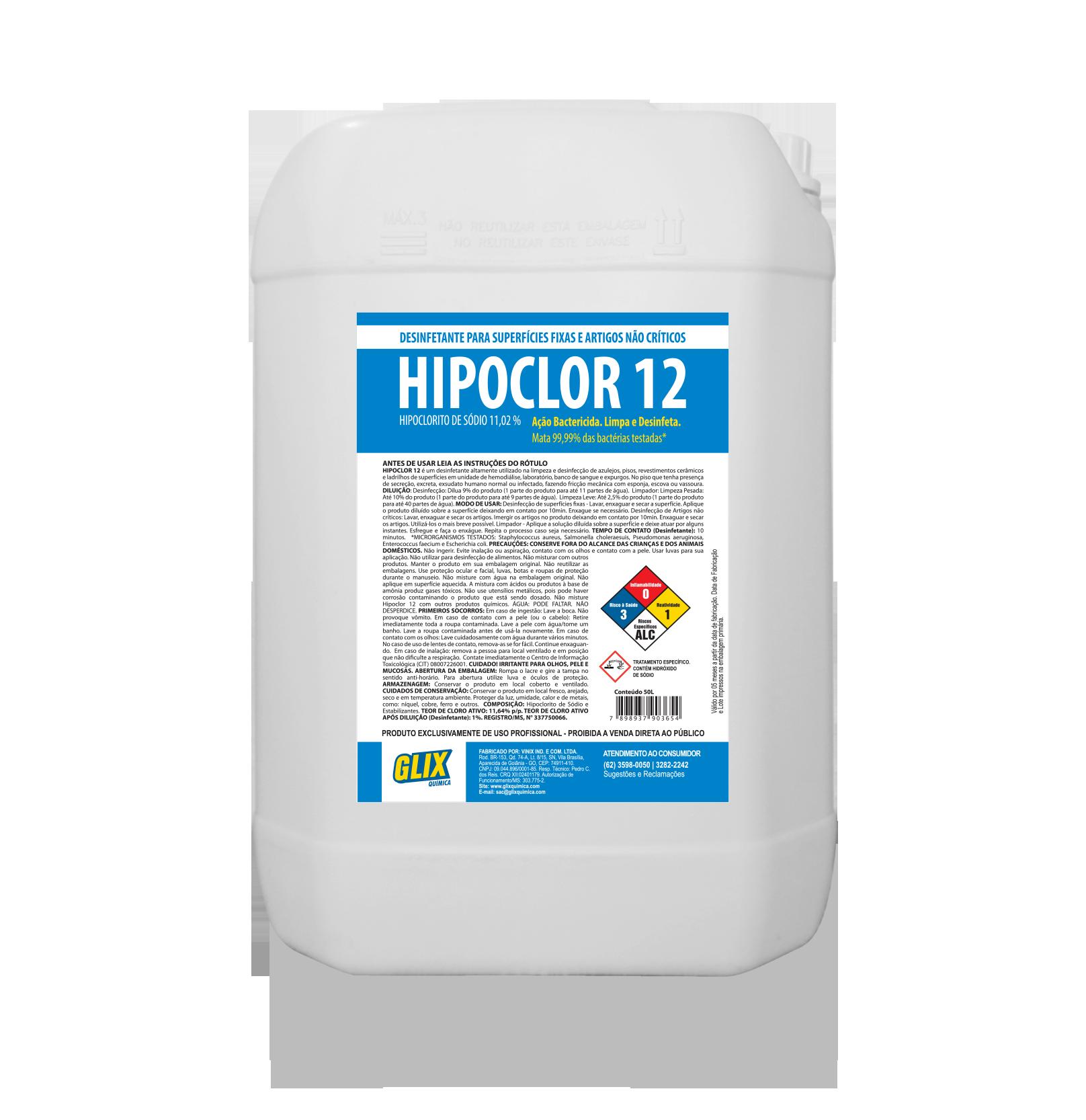 HIPOCLOR 12