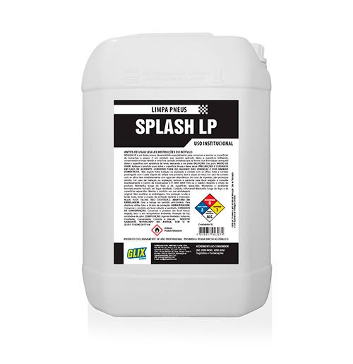 SPLASH LP